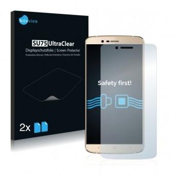 2x Ochranná fólia pre Elephone P8000 - predná