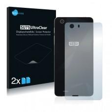 2x Ochranná fólia pre Elephone S2 plus - zadná