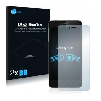 2x Ochranná fólia pre Elephone S2 - predná