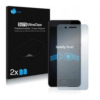 2x Ochranná fólia pre HTC Desire 728G dual sim - predná