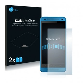 2x Ochranná fólia pre HTC One Mini 2 - predná