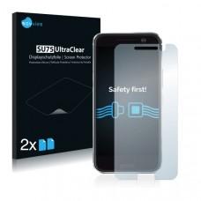 2x Ochranná fólia pre HTC 10 - predná