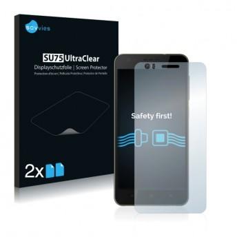 2x Ochranná fólia pre HTC Desire 10 Lifestyle - predná