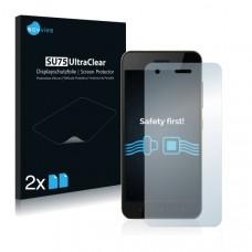 2x Ochranná fólia pre HTC Desire 10 Pro - predná