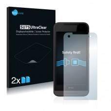 2x Ochranná fólia pre HTC Desire 520 - predná