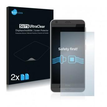 2x Ochranná fólia pre HTC Desire 530 - predná