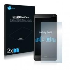 2x Ochranná fólia pre HTC Desire 626 - predná