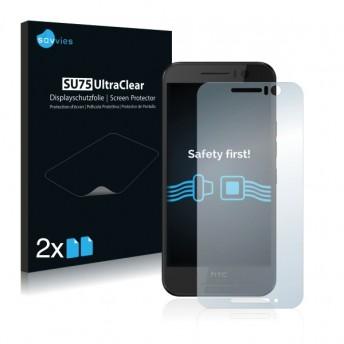 2x Ochranná fólia pre HTC ONE S9 - predná