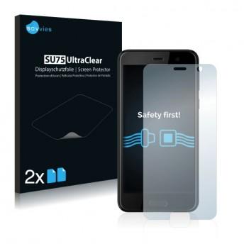 2x Ochranná fólia pre HTC U Play - predná