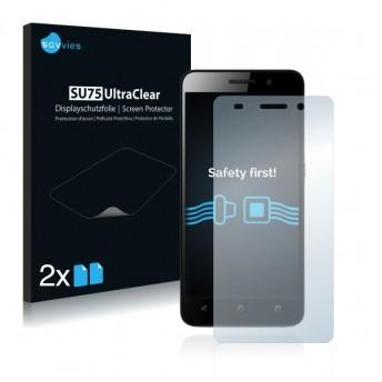 2x Ochranná fólia pre Huawei G Play Mini - predná