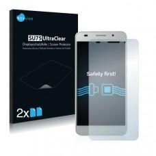 2x Ochranná fólia pre Huawei Honor 6 - predná