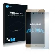 2x Ochranná fólia pre Huawei Mate S - predná