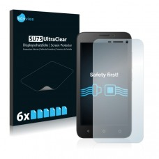 2x Ochranná fólia pre Huawei Y5 - predná