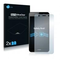 2x Ochranná fólia pre Huawei Y6 - predná