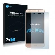 2x Ochranná fólia pre Huawei Honor 5c - predná