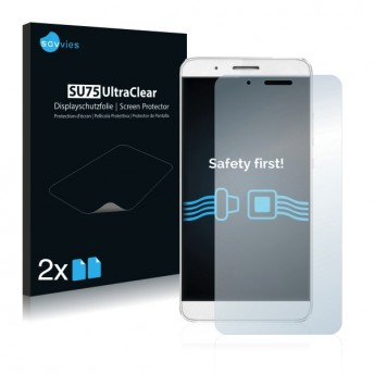 2x Ochranná fólia pre Huawei Honor 7i - predná