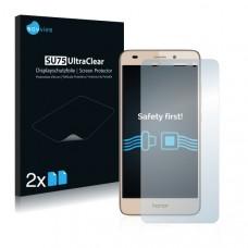 2x Ochranná fólia pre Huawei Honor 7 Lite - predná