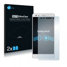 2x Ochranná fólia pre Huawei Honor 7 Premium - predná