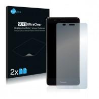 2x Ochranná fólia pre Huawei Honor V8 - predná