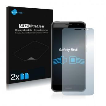 2x Ochranná fólia pre Huawei Nova Plus - predná