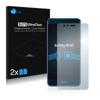 2x Ochranná fólia pre Huawei P10 Lite - predná