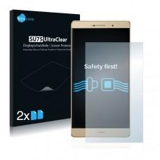 2x Ochranná fólia pre Huawei P8 Max - predná