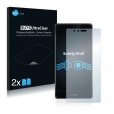 2x Ochranná fólia pre Huawei P9 Plus - predná