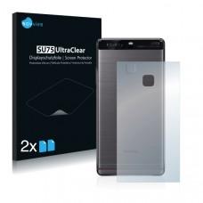 2x Ochranná fólia pre Huawei P9 Plus - zadná