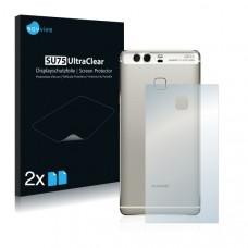 2x Ochranná fólia pre Huawei P9 - zadná