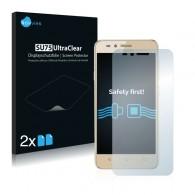 2x Ochranná fólia pre Huawei Y3 II - predná