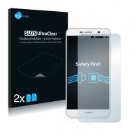 2x Ochranná fólia pre Huawei Y6 PRO - predná