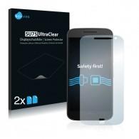 2x Ochranná fólia pre Lenovo Moto G4 Plus - predná