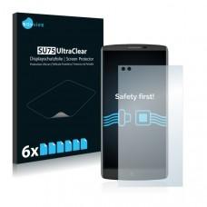 2x Ochranná fólia pre LG V10 - predná