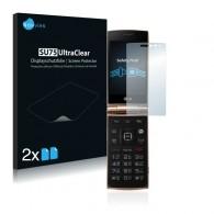 2x Ochranná fólia pre LG Wine Smart F480 - predná