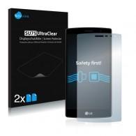 2x Ochranná fólia pre LG G4s - predná