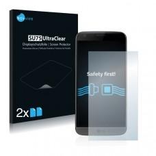 2x Ochranná fólia pre LG G5 - predná
