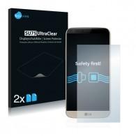 2x Ochranná fólia pre LG G5 SE - predná