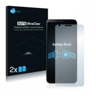 2x Ochranná fólia pre LG G6 - predná
