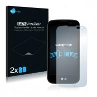 2x Ochranná fólia pre LG K3 - predná