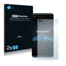 2x Ochranná fólia pre LG V20 - predná