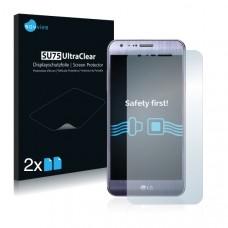 2x Ochranná fólia pre LG X Cam - predná