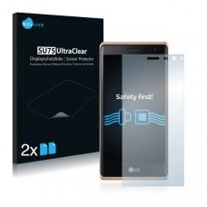 2x Ochranná fólia pre LG Zero - predná