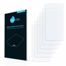 2x Ochranná fólia pre LG G4 - predná