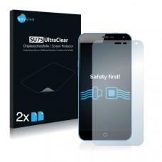 2x Ochranná fólia pre Meizu m1 note - predná