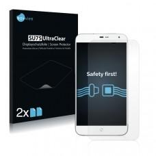 2x Ochranná fólia pre Meizu MX3 - predná