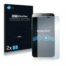 2x Ochranná fólia pre Meizu MX4 - predná