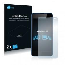 2x Ochranná fólia pre Microsoft Lumia 550 - predná
