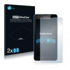 2x Ochranná fólia pre Microsoft Lumia 640 Dual - predná