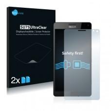 2x Ochranná fólia pre Microsoft Lumia 950 XL - predná