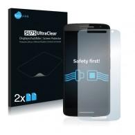 2x Ochranná fólia pre Motorola Moto X Play - predná